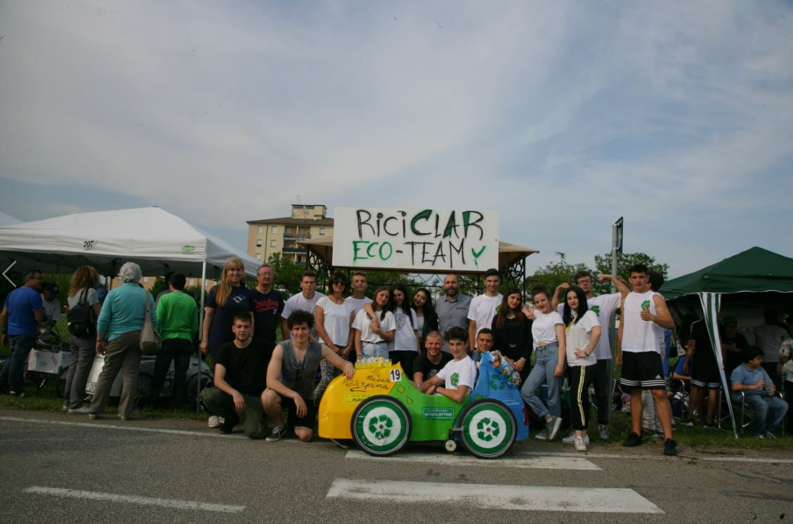 Riciclar Eco-Team